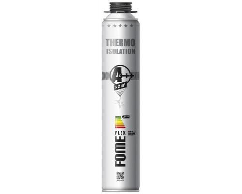 Напыляемый утеплитель FOME FLEX Thermo Isolation A+++ 900 мл