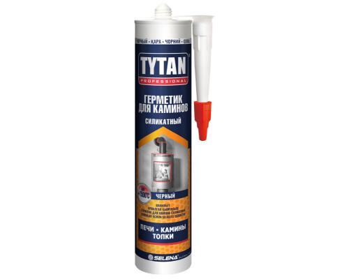 Герметик силикатный TYTAN Professional для каминов 310 мл