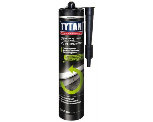 Герметик битумно-каучуковый TYTAN Professional для кровли 310 мл