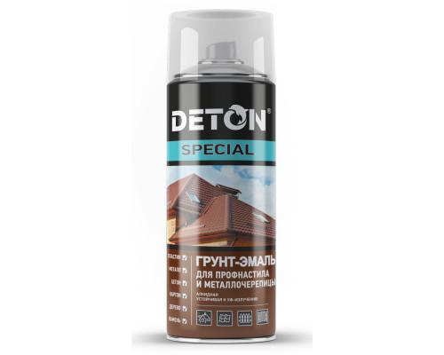 Грунт-эмаль DETON SPECIAL для профнастила и металлочерепицы