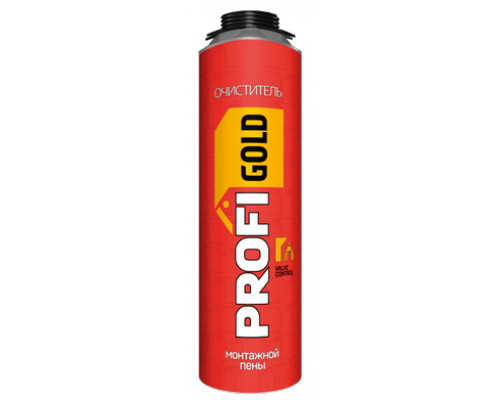 Очиститель монтажной пены PROFIGOLD 500 мл