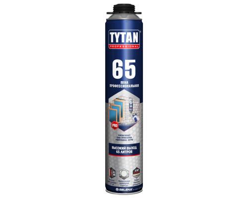 Пена монтажная TYTAN PROFESSIONAL 65 профессиональная летняя 750 мл