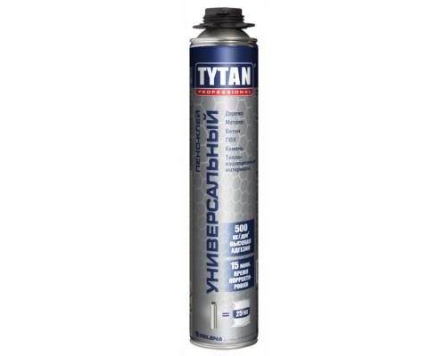 Пено-клей TYTAN PROFESSIONAL универсальный (под пистолет) 750 мл