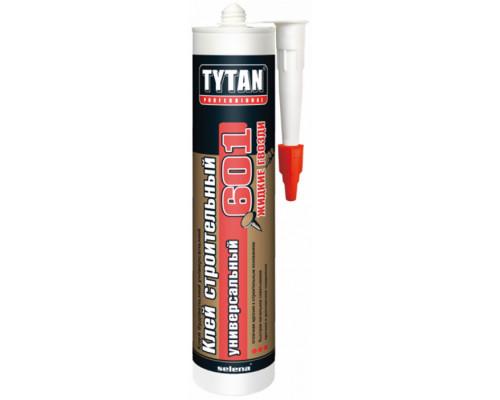 Клей строительный универсальный TYTAN Professional №601, бежевый 405 г