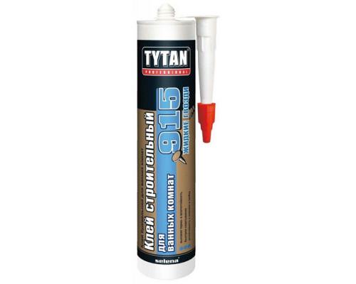 Клей строительный для ванных комнат TYTAN Professional №915, белый 440 г