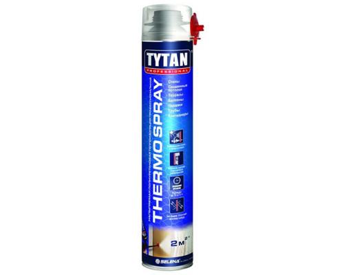 Напыляемая теплоизоляция профессиональная TYTAN Professional THERMOSPRAY 870 мл