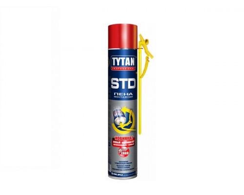 Пена монтажная Tytan STD ЭРГО 750 мл