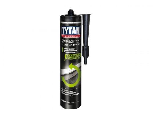 Герметик TYTAN Professional битумно-каучуковый для кровли 310 мл