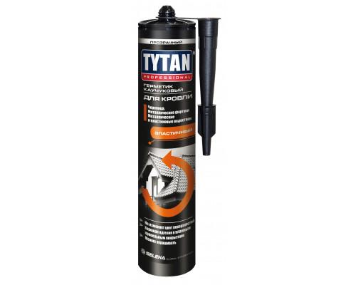 Герметик каучуковый TYTAN Professional для кровли 310 мл